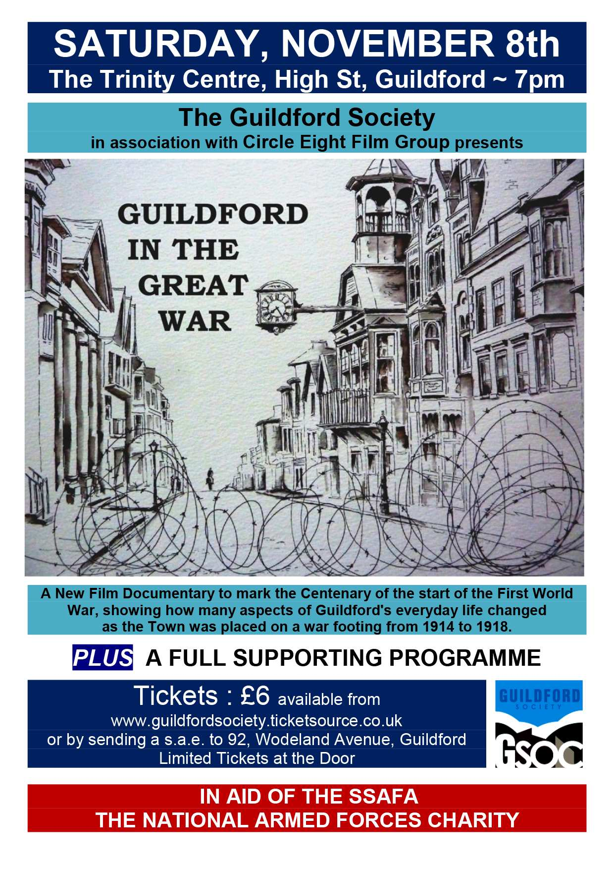 WW 1 Poster GS OCTOBER 2014_0001
